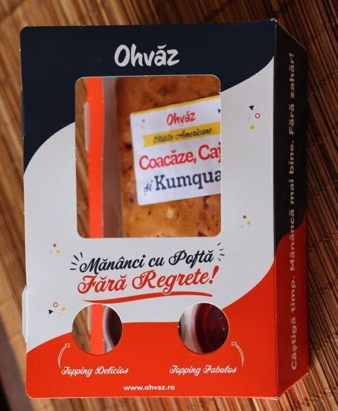 Clatite cu Coacaze, Caju si Kumquat 2